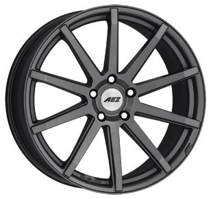 "AEZ Straight dark 8,5x20 ET28 5x112 20"" Wheel"