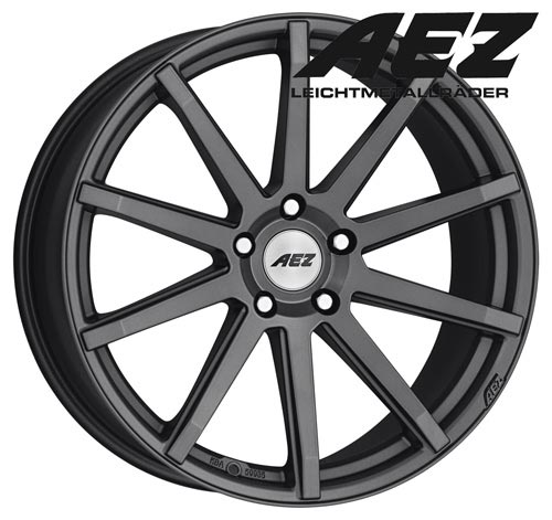 AEZ Straight dark 8,0x18 ET45 5x108 18