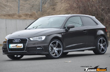 Audi A3 with Motec Wheels