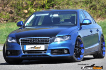 Audi A4 with Oxigin 14 Oxrock