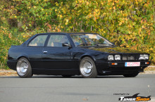 Maserati Biturbo with Schmidt TH Line