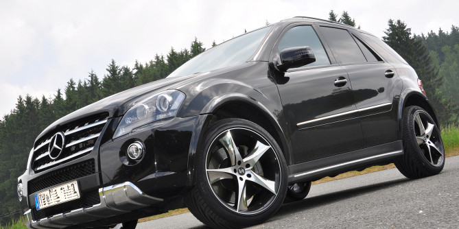 Eta Beta Jofiel wheels for Mercedes ML 63 AMG from 18 to 21 Inch
