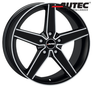 AUTEC TYPE D - DELANO black polished
