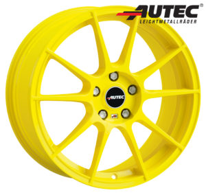 AUTEC TYPE W - WIZARD atomic yellow