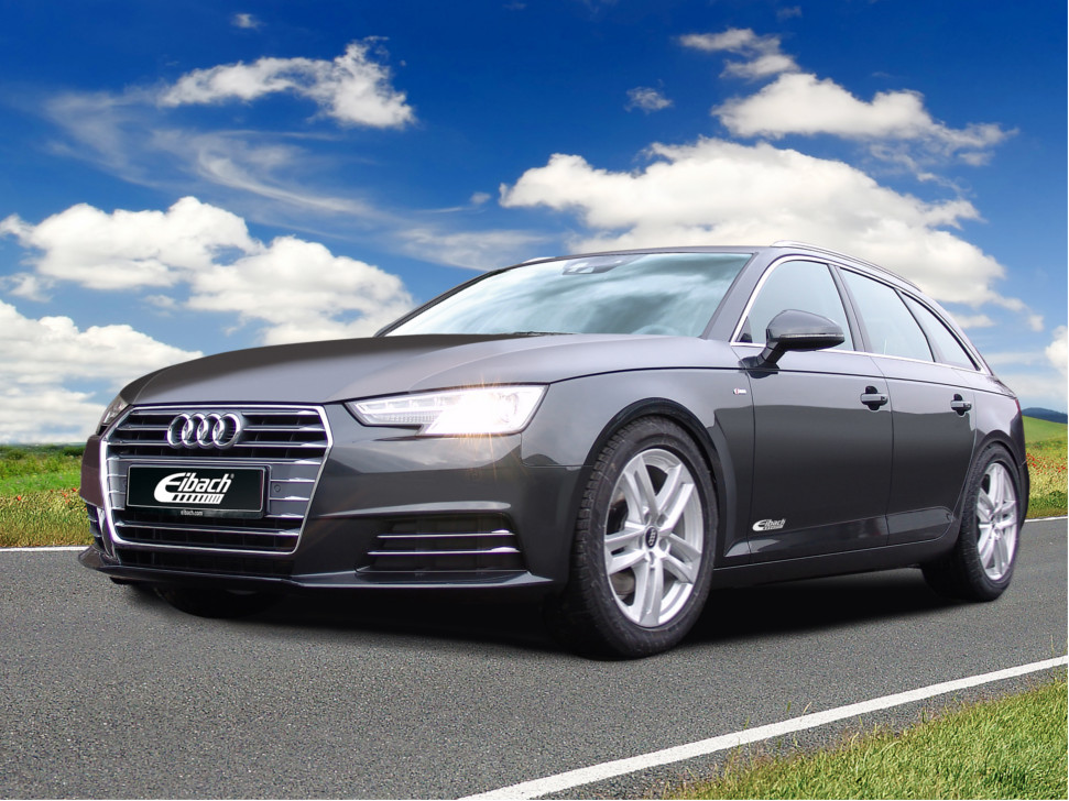Eibach lowering springs for Audi A4 | TUNERSHOP