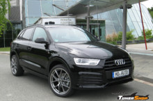 Audi Q3 with BBS CI-R 8.5×20