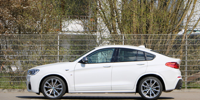H&R Lowering springs and wheel spacers for bmw x4 f26