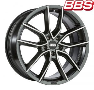 BBS XA night fever black