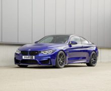 H&R sport springs BMW M4 CS