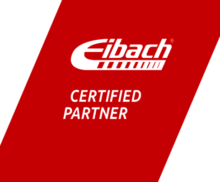 Tunershop is official Eibach Certified Partner!