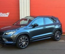 Eibach Pro-Kit and Pro-Spacer for Cupra Ateca