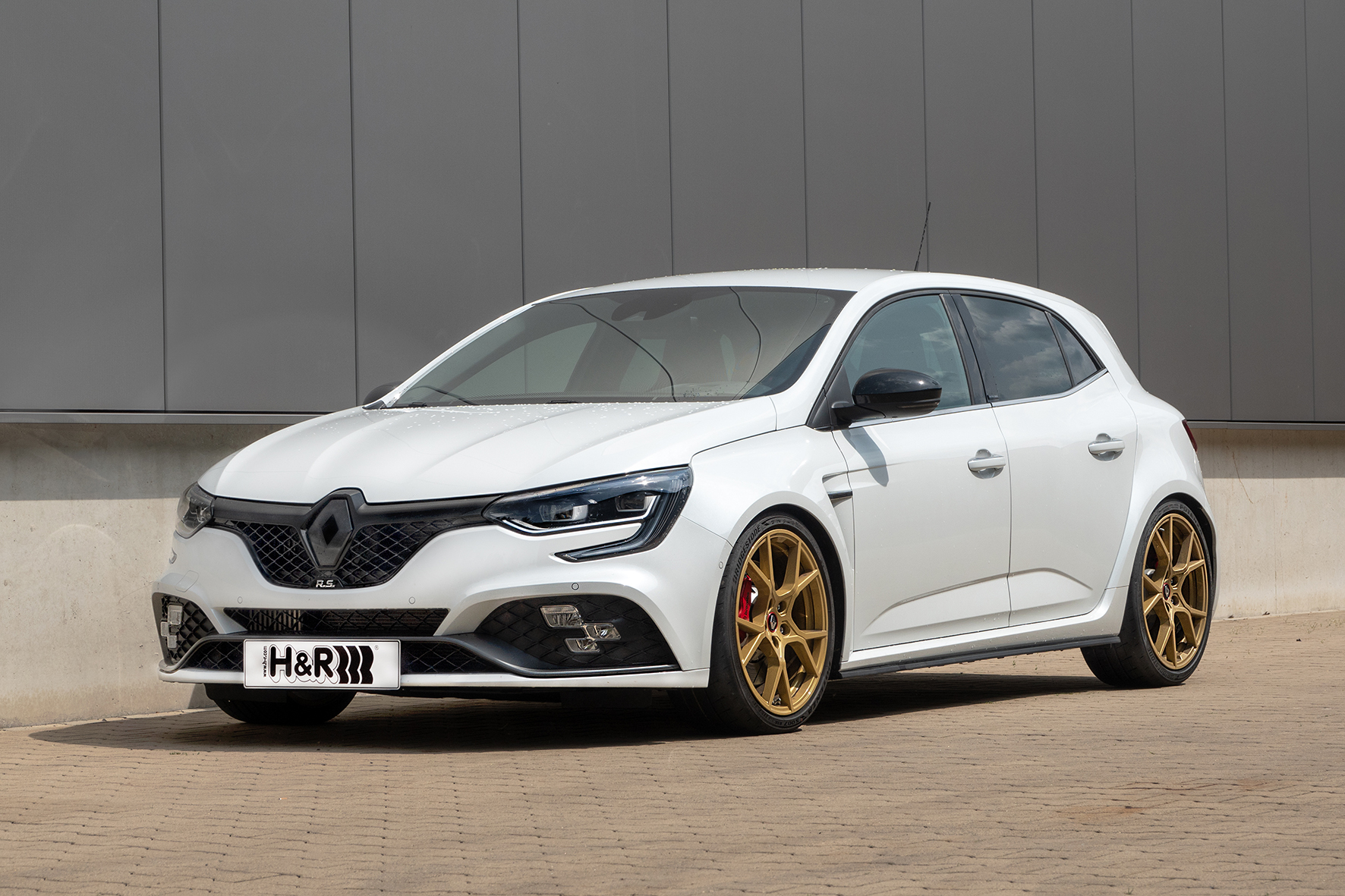 Renault Megane Tuning Parts By H R Now Available At Tunershop