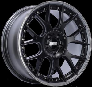 BBS CH-R II black