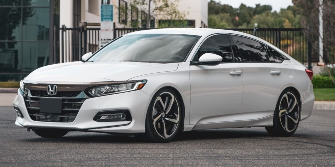 Eibach Lowering-systems Honda Accord
