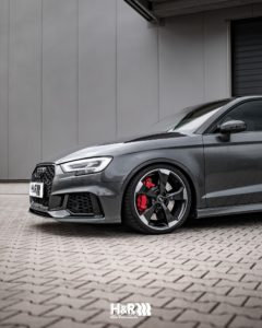 Audi RS3 // H&R coilover