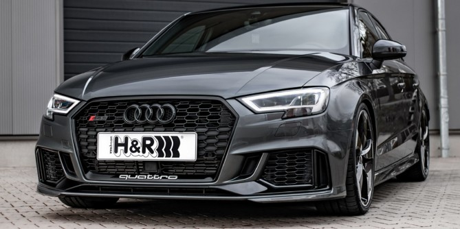 Audi RS3 // H&R Coilover Kit