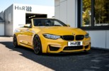 BMW M4 H&R adjustable Lowering Springs