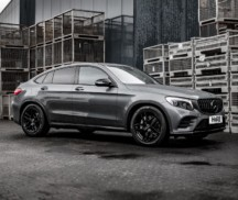 H&R Lowering Springs Mercedes GLC