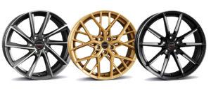 BORBET wheels VTX, BY, LX