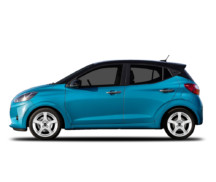Borbet F wheel for Hyundai i10