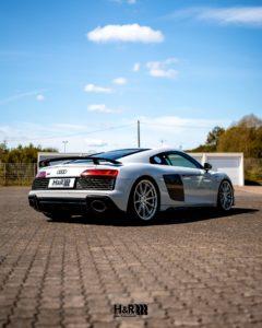 H&R lowering springs Audi R8 V10