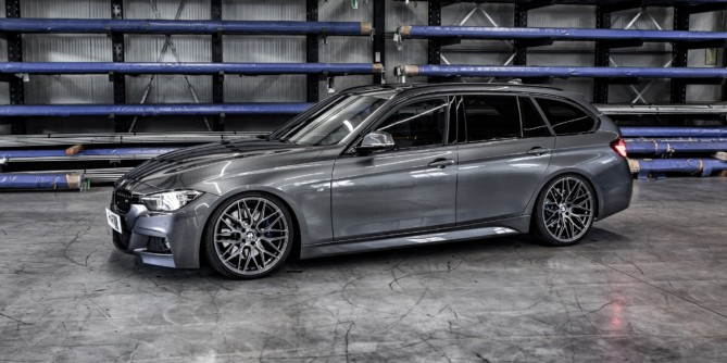 H&R Coilover Kit / BMW F31