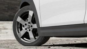 DEZENT wheel TD graphite