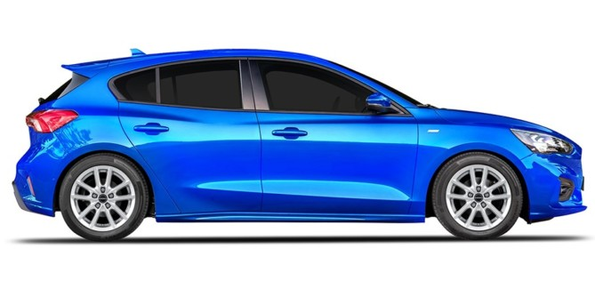 BORBET W for Ford Focus